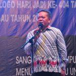 Logo hari jadi ke 404 Kota Sanggau telah di launching malam tadi sekitar pukul 20.00 WIB, Jumat (28/02/20) di ...