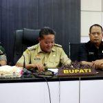 Konfrensi Pers Bupati Sanggau (LENGKAP) Terkait Situasi Global dan Pencegahan Corona